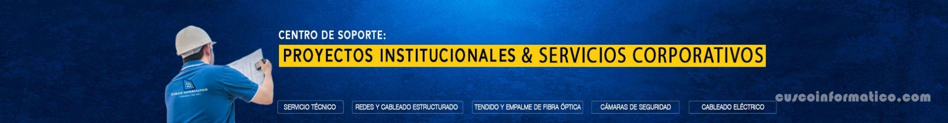 Soporte tecnico en Cusco